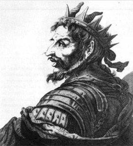Anche Attila, mitico re degli Unni, era un uomo di bassa statura
