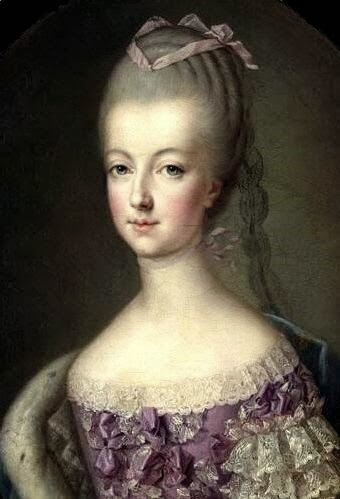 Nacimiento de María Antonieta