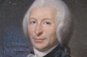 Un ritratto del dottor Joseph-Ignace Guillotin