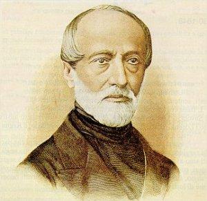 Ritratto di Giuseppe Mazzini. Il politico italiano amava moltissimo gli animali