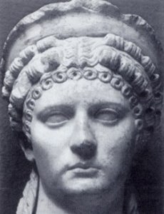 Cara de Popea Sabina