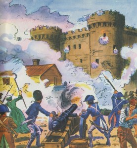 La presa della Bastiglia, il 14 Luglio 1779, segnò l'inizio della rivoluzione francese e non di una semplice rivolta come Luigi XVI aveva pensato all'inizio