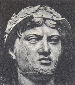 Pirro, re dell'Epiro, primo nella personale classifica di Annibale sui più grandi condottieri della Storia