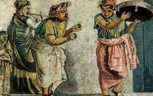 Ai romani piaceva mangiare, ma non sempre il prezzo dei cibi era a buon mercato