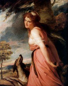 Ritratto di Lady Hamilton