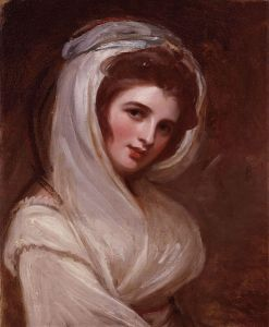 Ritratto di Lady Emma Hamilton