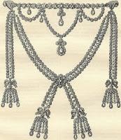 La preziosa collana che fu al centro dello scandalo che coinvolse anche il Cardinale de Rohan