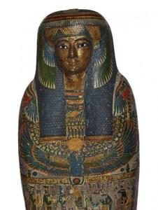 Una mummia egizia. Tra gli Egiziani erano frequenti i problemi di cuore e l'aterosclerosi
