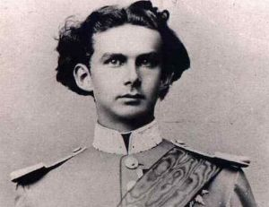 Ludwig II ventenne