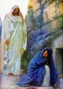 L'apparizione di Gesù a Maria Maddalena presso il sepolcro