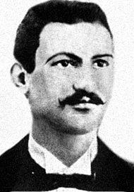 The anarchist Gaetano Bresci