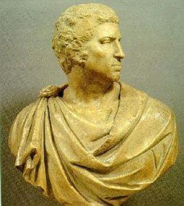 Büste von Marco Giunio Res (Michelangelo)