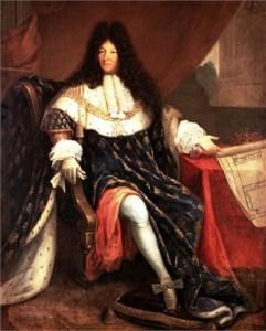 Luis XIV al trono de Francia. El Rey Sol ha dejado escrito reflexiones importantes en la política y en la difícil tarea de Rey