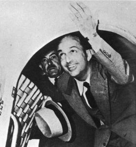 Umberto II definitivamente deixa Itália (Junho 1946)
