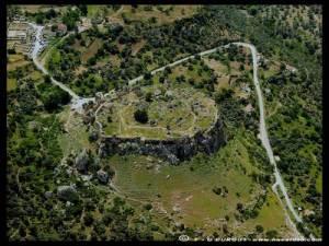 Mugla Milas, la località turca presso la quale è stata rinvenuta la stele