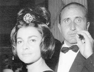 I coniugi Anna e Camillo Casati Stampa