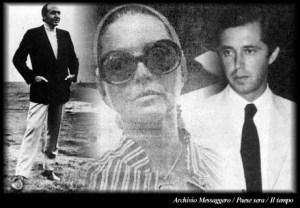"""Il Marchese Camillo Casati Stampa, Anna Fallarino e Massimo Minorenti: il """"diario verde"""" rivelò i retroscena del torbido triangolo, finito in tragedia, che sconvolse l'Italia qualche decennio fa"""
