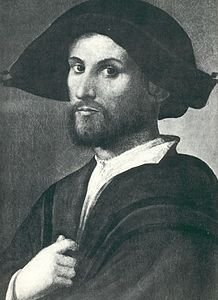 Retrato de Giovanni Borgia, Duque de Gandia