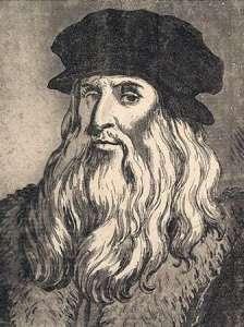 Leonardo vegetariana