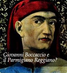 """Giovanni Boccaccio, che nominò il Parmigiano Reggiano nel suo """"Decamerone"""""""
