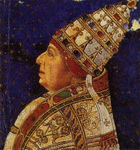 Retrato de Alejandro VI Borgia