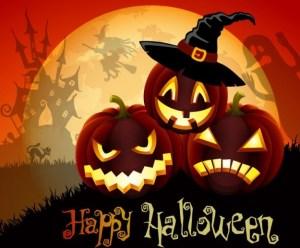 Le zucche, simbolo di Halloween