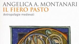 """Copertina del libro """"il fiero pasto"""" Angelica A. Montanari"""