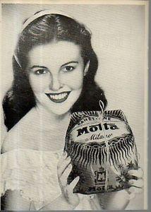 la publicidad de edad panettone Motta