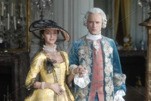 Madame de Pompadour in a movie. The intimate problems he suffered, They cost the Marquise slander and ridicule