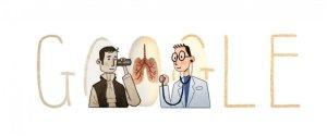 Die heute Google Doodle widmet Laënnec