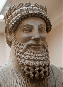 Cabelo e barba na Grécia Antiga