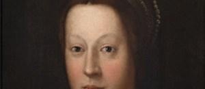 Porträt von Katharina de 'Medici