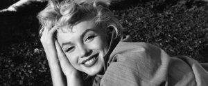A beautiful image of Marilyn Monroe, Today would have turned 90 years