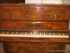 Pregiato pianoforte