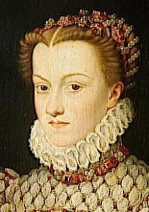 Retrato de uma jovem Caterina de 'Medici
