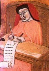 Escribano medieval