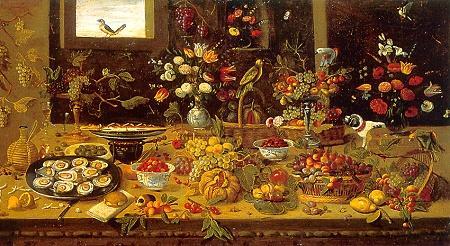Renaissance am Tisch
