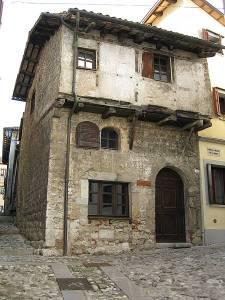 mittelalterliches Haus