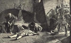 la muerte de Nero