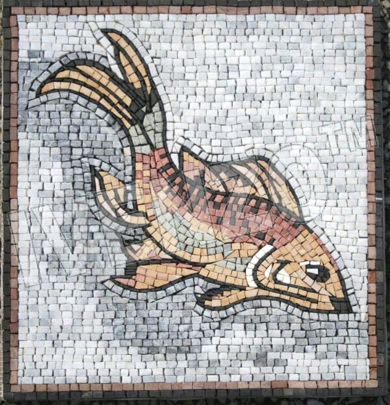Mosaik Apicius
