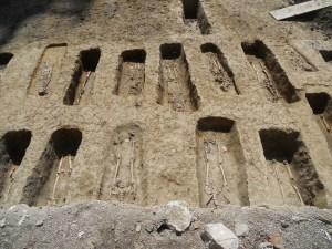 Jüdischer Friedhof in Bologna