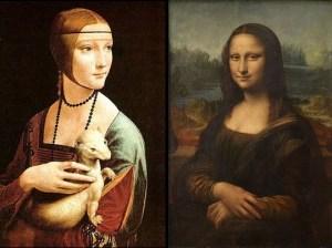 donne Leonardo da Vinci