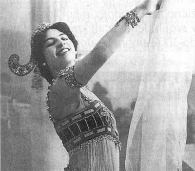 Shooting Mata Hari