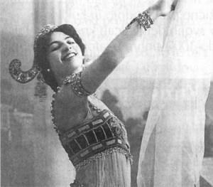Tiro Mata Hari