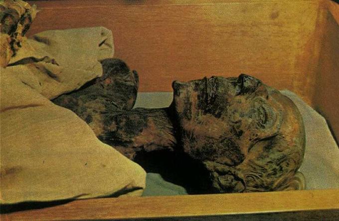 polvere di mummia