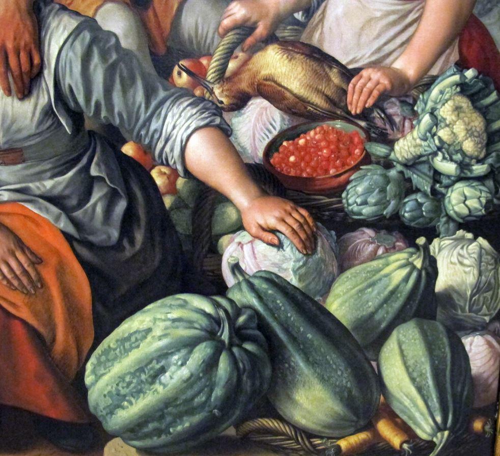 Renaissance food habits