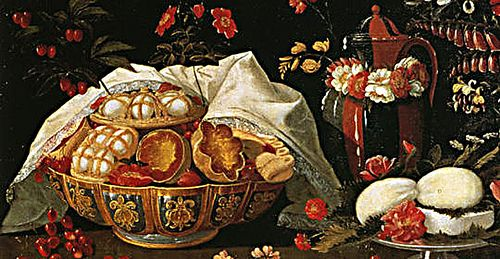 Renaissance pastry