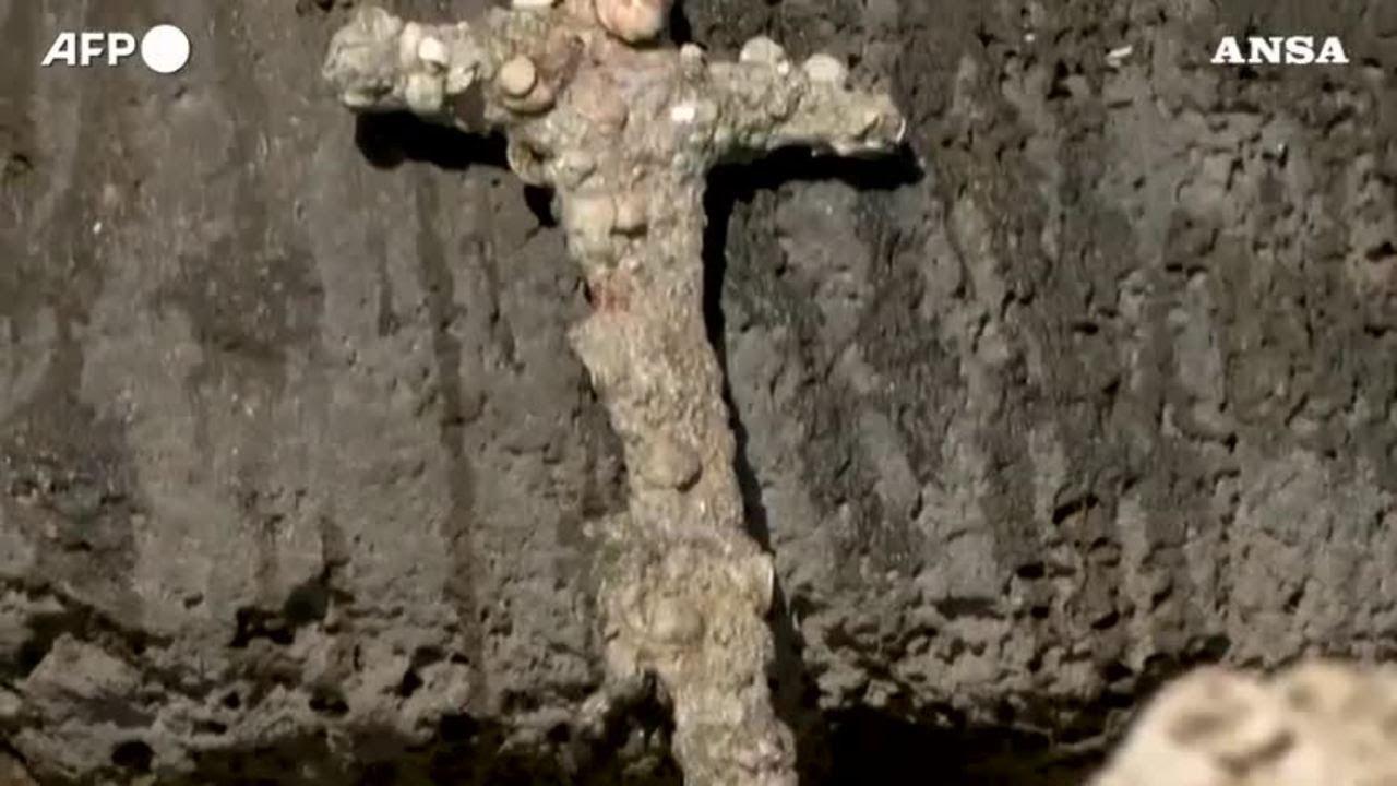 spada di un crociato