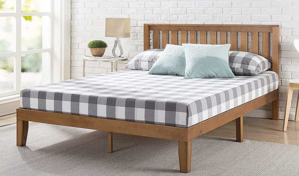 Best Platform Bed Frame Reviews 2018   The Upgrade Picks The platform beds are a matter of concern when you want to enjoy a good  night s sleep on a healthy  supportive  comfortable mattress