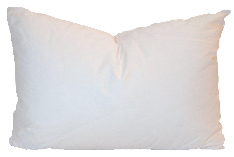 pillowflex synthetic down pillow form